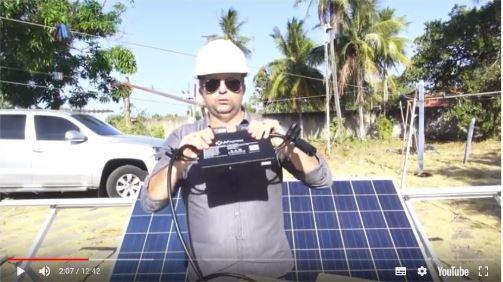 Curso de Micro Inversores de energia solar