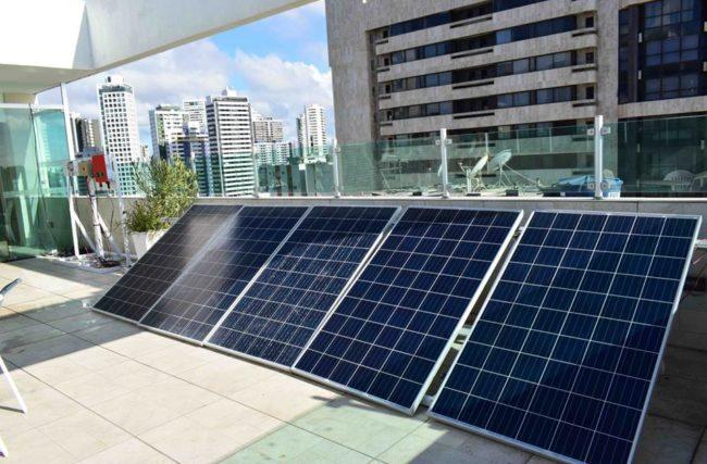 Como Instalar Placas de Energia Solar na Estrutura de Alumínio