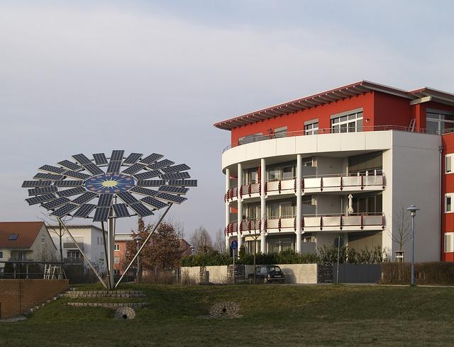 energia solar em condominios